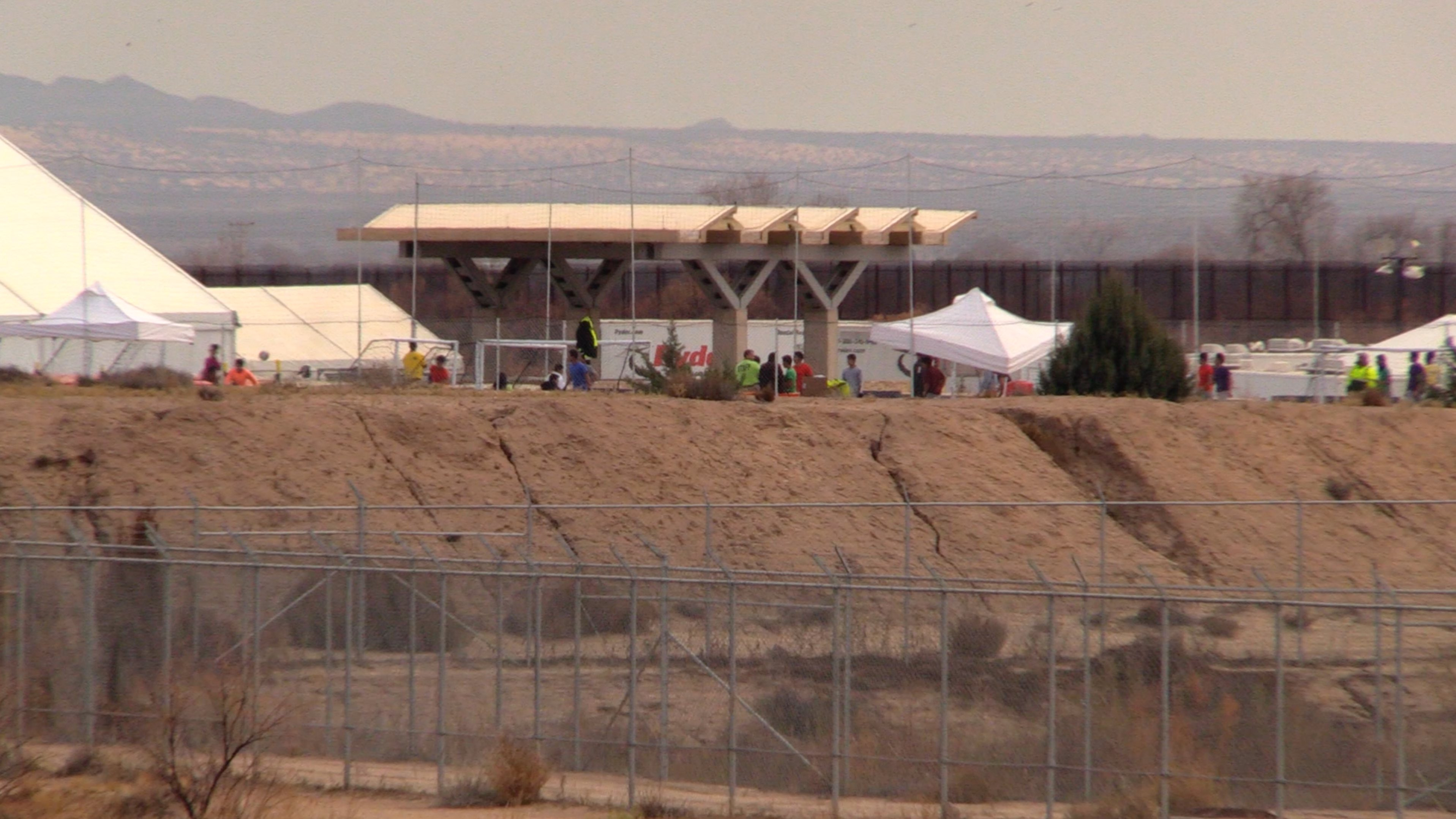 Last Child Leaves Tornillo Tent City