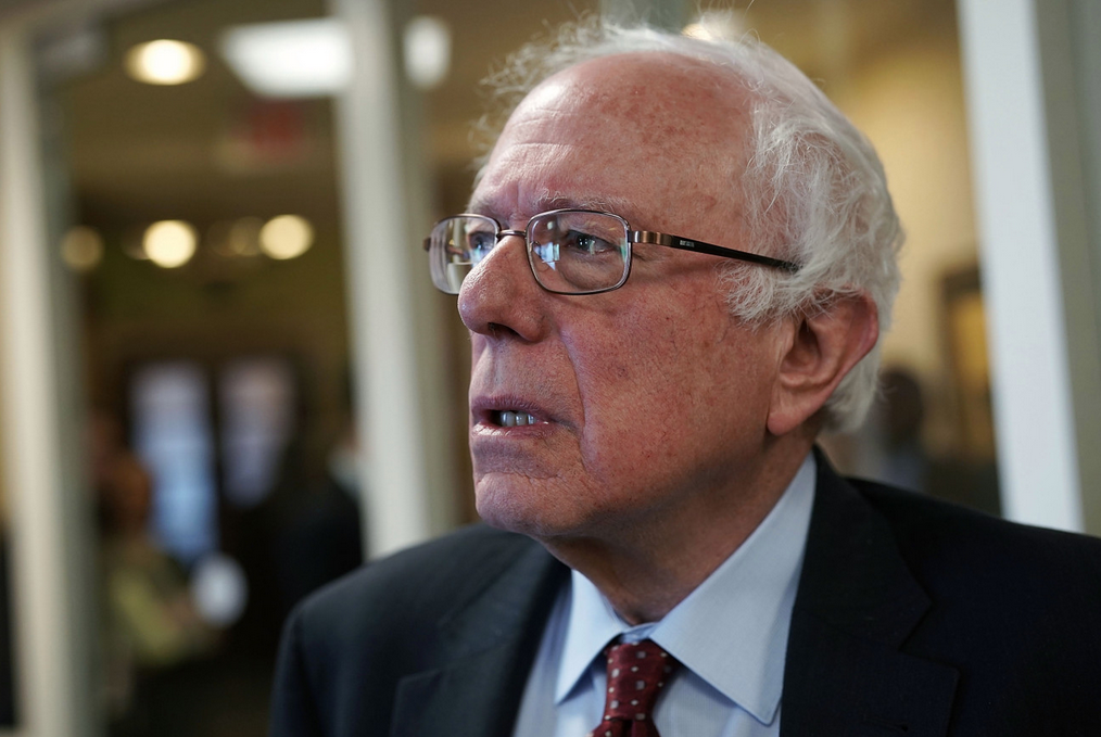 "Bernie Sanders Urges Action: ""I Have Zero Doubt"" Kavanaugh Will Turn SCOTUS Hard"