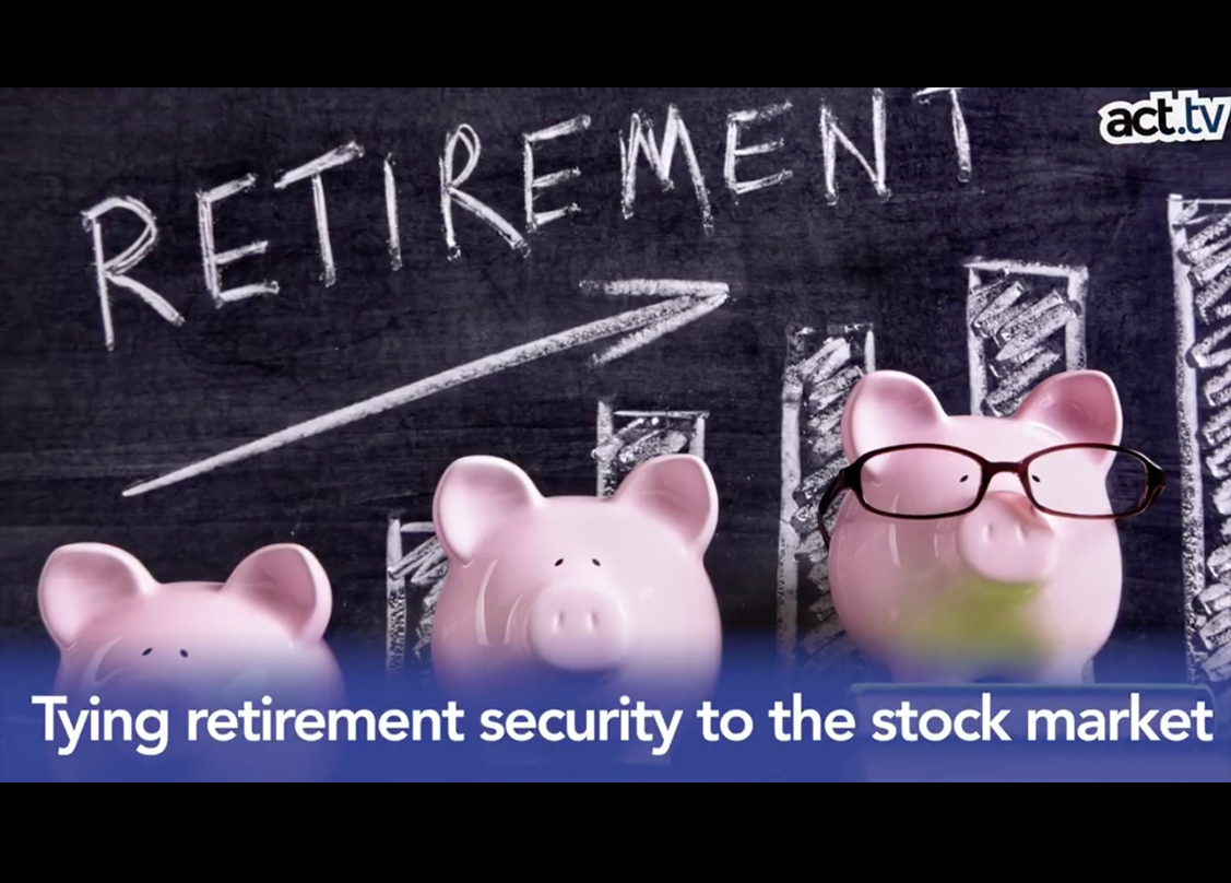 Who is your 401K really helping?