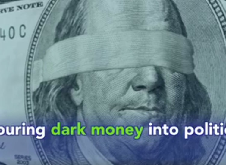 Congress loves dark money — the darker, the better!