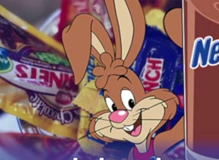 Nestlé Has Some Chutzpah!