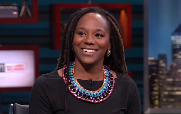 Bree Newsome talks about taking down that Confederate flag