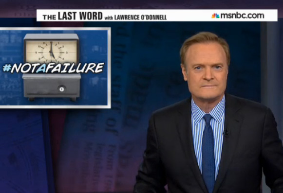 Minimum wage workers are #NotAFailure: Lawrence O'Donnell calls for minimum wage workers to tell your story on video